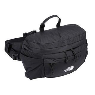 THE NORTH FACE - ザノースフェイススピナ5l美品ブラックボディバッグウエストポーチ鞄