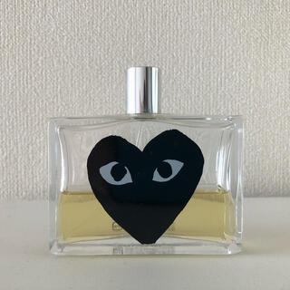 コムデギャルソン(COMME des GARCONS)の香水 PLAY BLACK PLAY(ユニセックス)