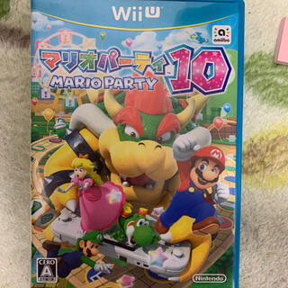 Wii U - マリオパーティ10 Wii U