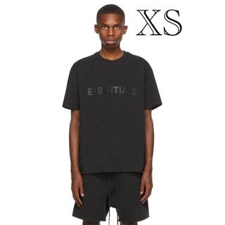 フィアオブゴッド(FEAR OF GOD)のEssentials Black T-SHIRT XS(Tシャツ/カットソー(半袖/袖なし))
