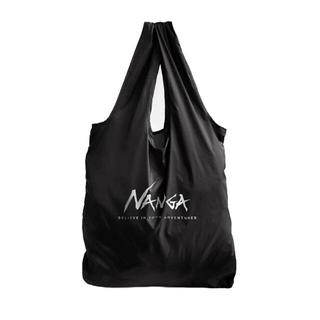 ナンガ(NANGA)のナンガエコバック 黒色 新品(エコバッグ)