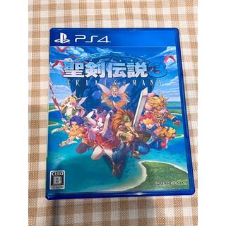 SQUARE ENIX - 聖剣伝説3 PS4