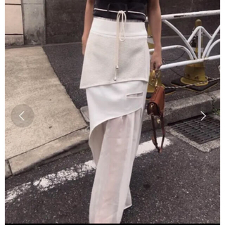 Ameri VINTAGE - Ameri MEDI ROUGH CLOTH LAYERED PANTS