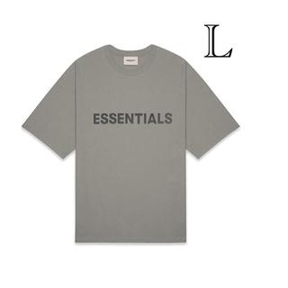 フィアオブゴッド(FEAR OF GOD)のEssentials Cement T-SHIRT L(Tシャツ/カットソー(半袖/袖なし))
