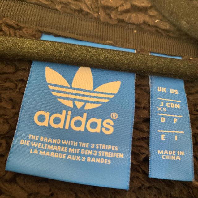 adidas(アディダス)のアディダス ボアパーカー レディースのトップス(パーカー)の商品写真