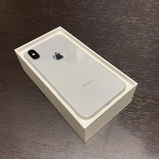 美品 iPhoneX 64GB simフリー