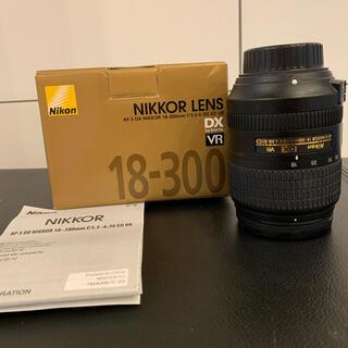 Nikon - Nikon AF-S DX 18-300mm 1:3.5-6.3G ED VR