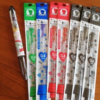 ハイテック(HI-TEC)のハイテックCコレト ボディ3色用 専用レフィル7本付    (ペン/マーカー)