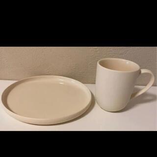 アクタス(ACTUS)のアクタス ACTUS 新品マグカップ and プレート(食器)