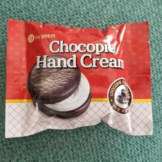 ザセム(the saem)のthe SAEM チョコパイハンドクリーム クッキーアンドクリームの香り(ハンドクリーム)