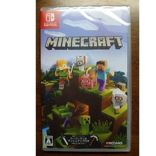 Minecraft Switch 新品未開封