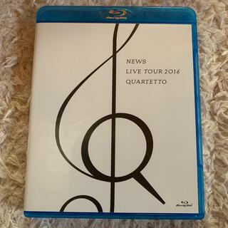 NEWS QUARTETTO Blu-ray カルテット ライブ Live (ミュージック)