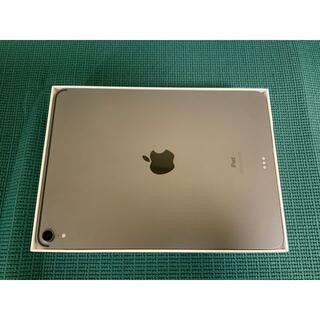 Apple - iPad Pro 11インチ 64G WiFi 2018年モデル スペースグレイ