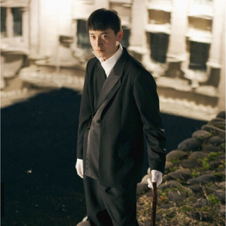Yohji Yamamoto - soshiotsuki 19AW Double Smoking Jacket