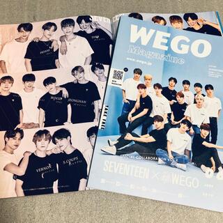 セブンティーン(SEVENTEEN)のSEVENTEEN × WEGO(K-POP/アジア)