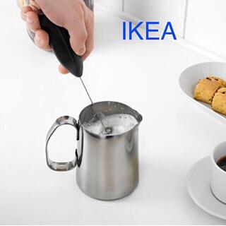 イケア(IKEA)のIKEA イケア ミルクフォーマー ミルク泡立て器  【新品 未使用】(調理道具/製菓道具)