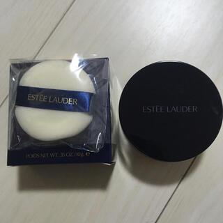 エスティローダー(Estee Lauder)のエスティーローダー パーフェクティングルースパウダーフェースパウダー 01ライト(フェイスパウダー)