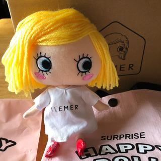 最終値下げ ハッピードール Eマリー ピンクの袋付(ぬいぐるみ/人形)