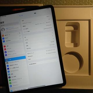 iPad - 美品 第2世代 ipad pro 11 128gb グレー