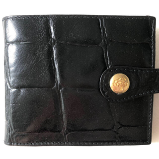 マルベリー(Mulberry)のmulberry マルベリー 財布二つ折り ウォレット イギリス(財布)