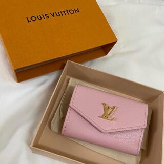 LOUIS VUITTON - Louis Vuitton 日本限定 ポルトフォイユ・ロックミニ