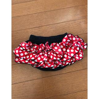 ディズニー(Disney)の子供服 ミニーちゃん ブルマ サイズ80~90(パンツ)