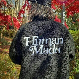 girls don't cry x human made フリース XL
