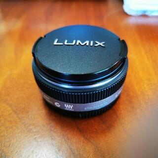 美品 パナソニック LUMIX G 14mm/F2.5 ASPH(レンズ(単焦点))