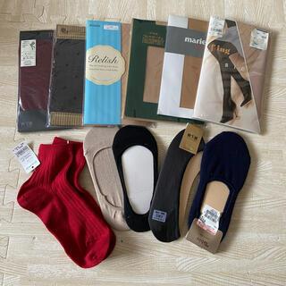 靴下屋 - ストッキング、タイツ、靴下セット