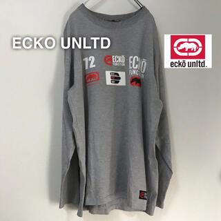 エコーアンリミテッド(ECKO UNLTD)のECKO UNLTD エコーアンリミテッド 長袖 ロングスリーブ タグ無し(Tシャツ/カットソー(七分/長袖))