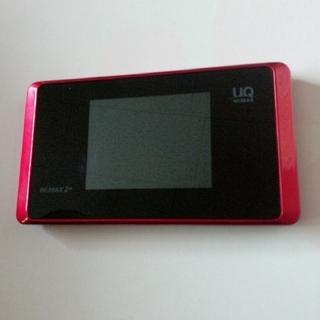 エヌイーシー(NEC)のモバイルルーター Speed Wi-Fi  NEXT WX05 (その他)