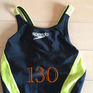 SPEEDO - 競泳用 水着  130