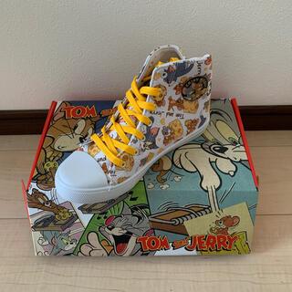 ディズニー(Disney)のトムandジェリー 靴(24センチ)(スニーカー)