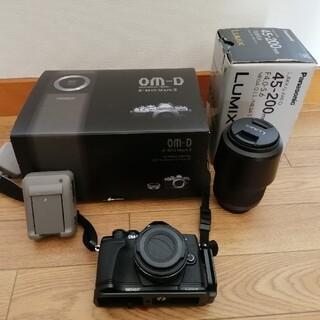 オリンパス(OLYMPUS)のオリンパス Olympus OMD EM10 mark III(デジタル一眼)