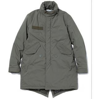 nonnative - nonnative trooper puff coat 2 伊勢丹 isetan
