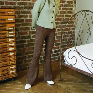 ロキエ(Lochie)のCharles Chaton Melange knit pants(その他)