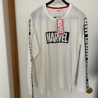 マーベル(MARVEL)のMARVEL ロンT LL(Tシャツ/カットソー(七分/長袖))
