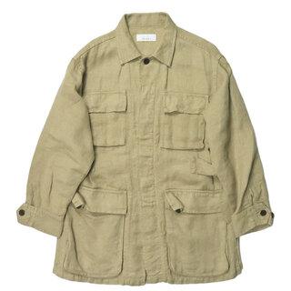 フィーニー(PHEENY)のPHEENY 17SS ファティーグジャケット(ミリタリージャケット)