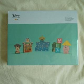 ディズニー(Disney)の新品未開封 KIDEA KIDEA&BLOCKトイストーリー(積み木/ブロック)