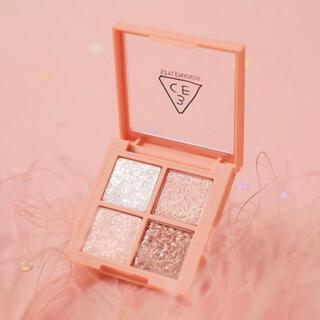 3ce - 【新品】3CE アイズミニマルチアイカラーパレット ダイヤモンドグリント