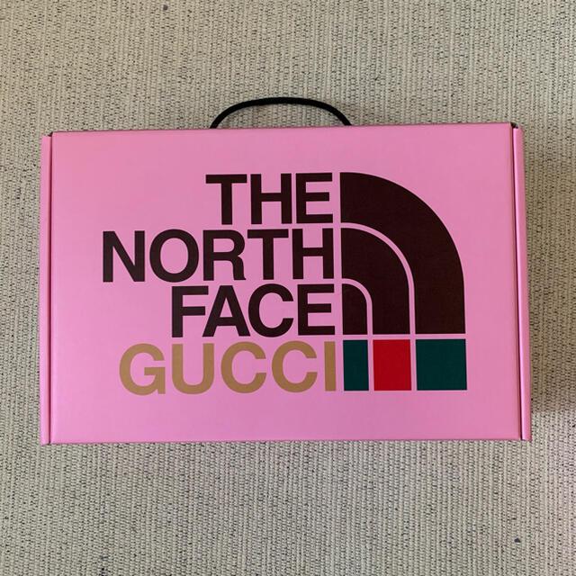 Gucci(グッチ)のGucci×The North Face 箱 メンズのメンズ その他(その他)の商品写真