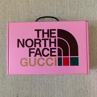 Gucci - Gucci×The North Face 箱