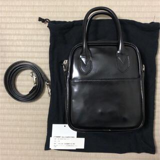 コムデギャルソン(COMME des GARCONS)のコムデギャルソン 青山オリジナル バッグ ブラック ショルダー(ハンドバッグ)