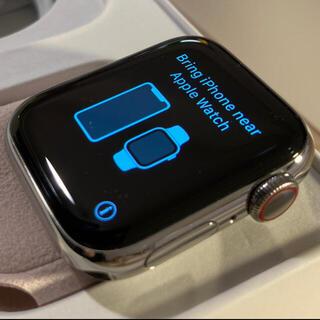 Apple Watch - Apple Watch ステンレス