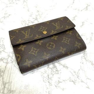 ルイヴィトン(LOUIS VUITTON)の少し綺麗✨正規品✨ルイヴィトンモノグラム財布、即日発送‼️(財布)