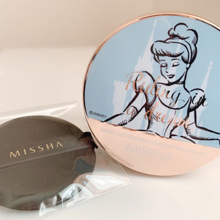 MISSHA - 【美品】最安 ミシャ クッションファンデーション 限定
