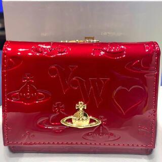 Vivienne Westwood - 大特価 セール‼️ヴィヴィアンウエストウッド 三つ折り財布 ミニ財布 レッド