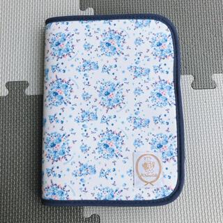キャサリンコテージ(Catherine Cottage)の【新品未使用】花柄 母子手帳ケース A5サイズ(母子手帳ケース)