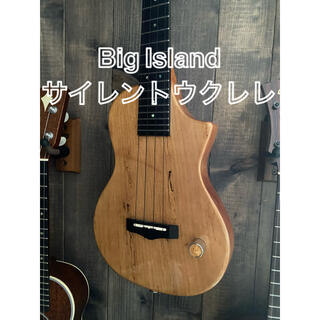 Big Island サイレントウクレレ(コンサートウクレレ)