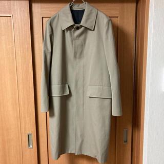 マーガレットハウエル(MARGARET HOWELL)のMARGARET HOWELL gabardine coat(ステンカラーコート)
